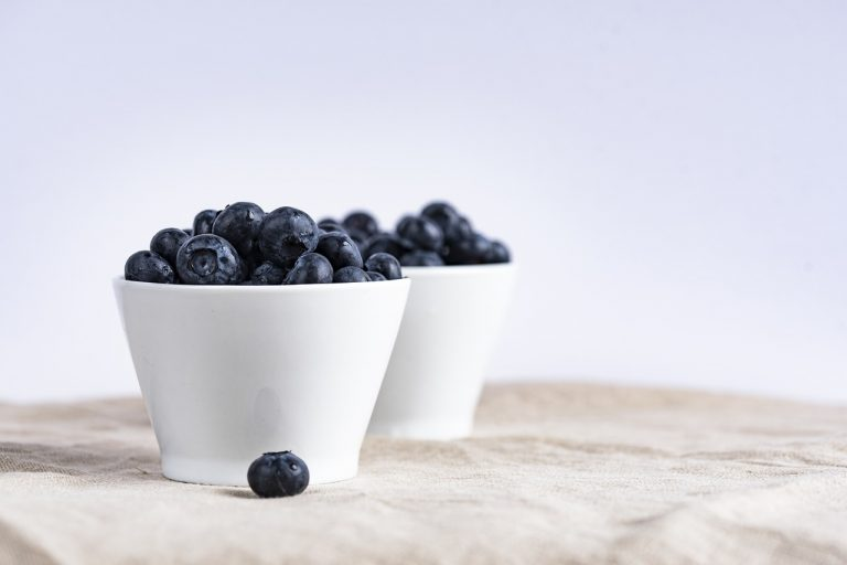 Eating Blueberries every day improves  Heart Health and Longevity